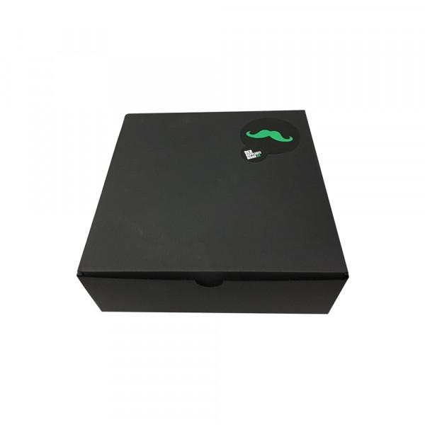 Schwarze Geschenkbox Klein