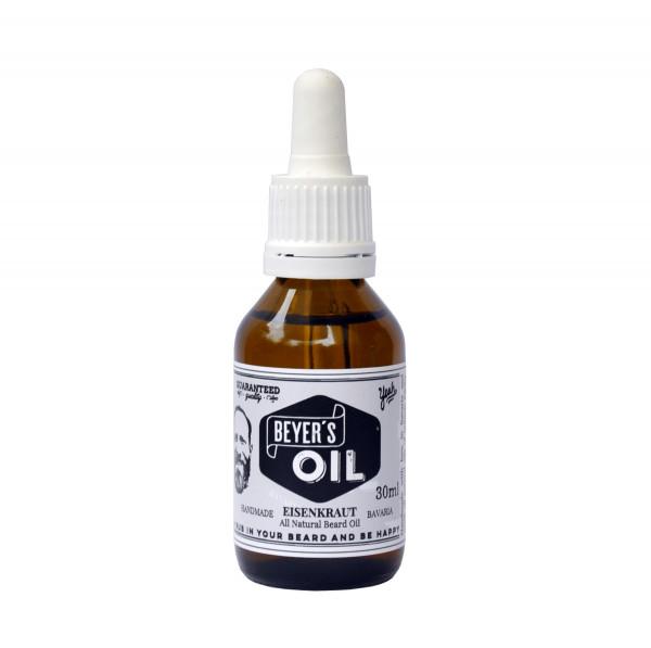 Beyer's Oil Bartöl Eisenkraut