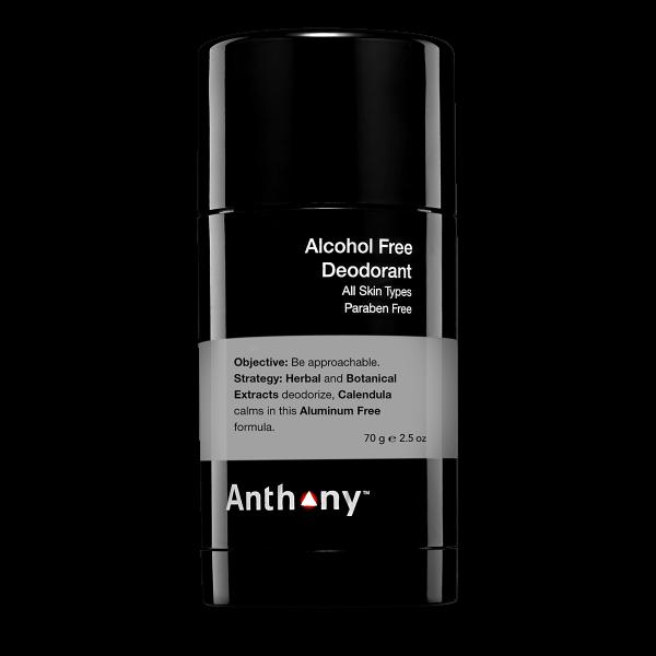 Alcohol Free Deodorant