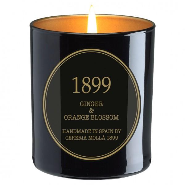 "CERERÍA MOLLÁ 1899 GOLD EDITION ""Ginger & Orange Blossom"" Premium Duftkerze. 230g"