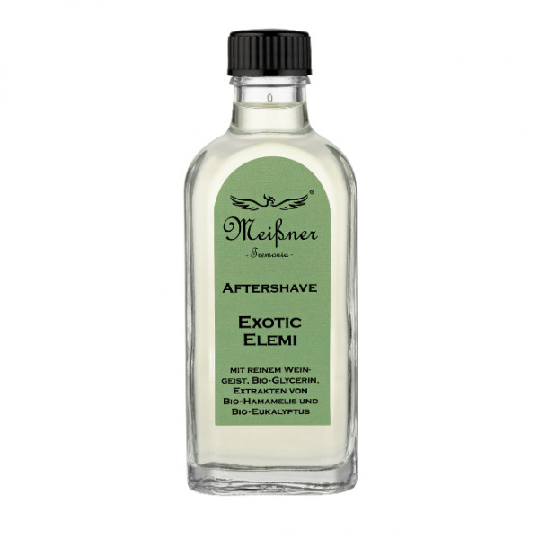 Aftershave Exotic Elemi