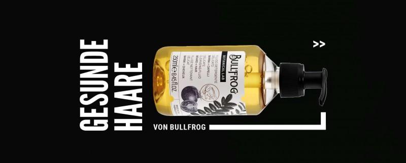 Bullfrog Haarshampoo