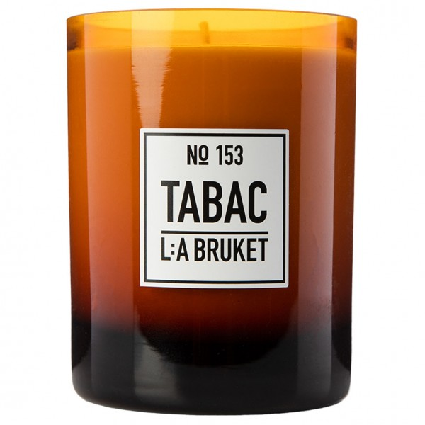 No. 153 Candle Tabac