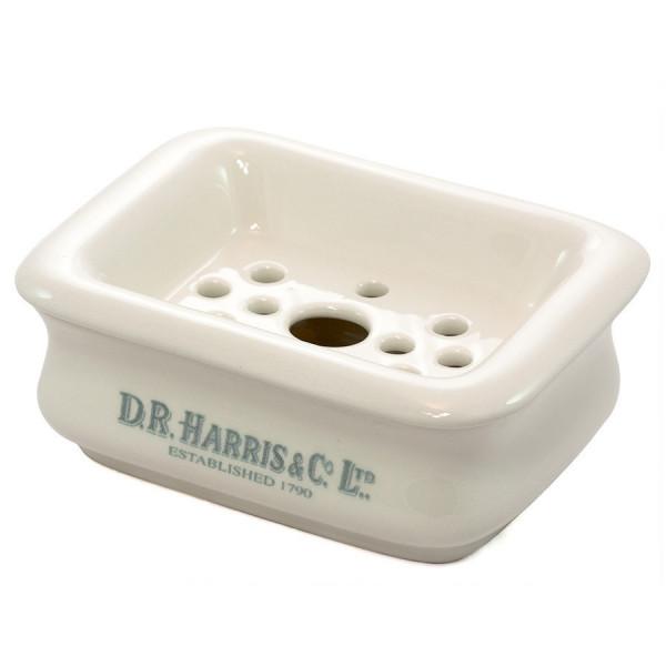 D.R. Harris Porcelain Soap Dish