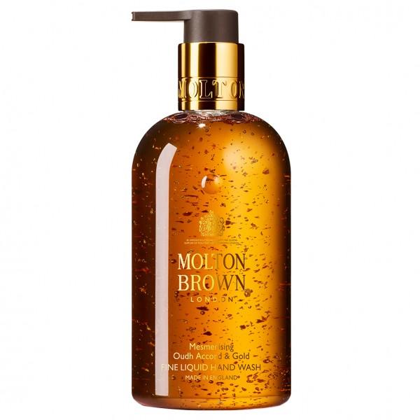 Mesmerising Oudh Accourd & Gold Hand Wash
