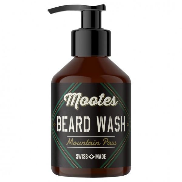 Beard Wash Mountain Pass