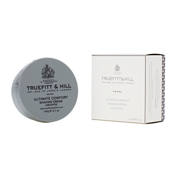 Truefitt & Hill Ultimative Comfort Shaving Cream