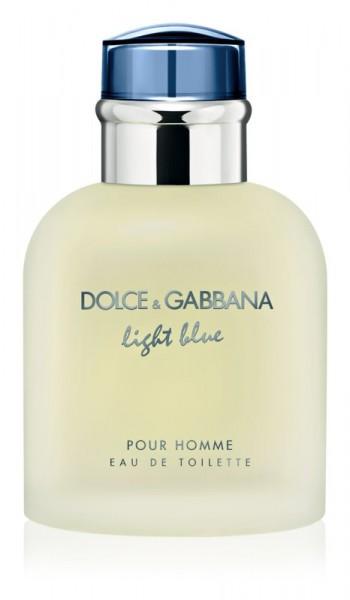 Light Blue Pour Homme Edt Spray 125ml