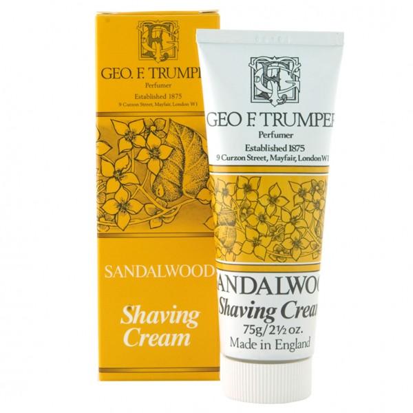 Sandalwood Soft Shaving Cream Tube
