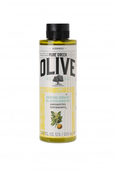 Olive & Bergamotte Shower Gel