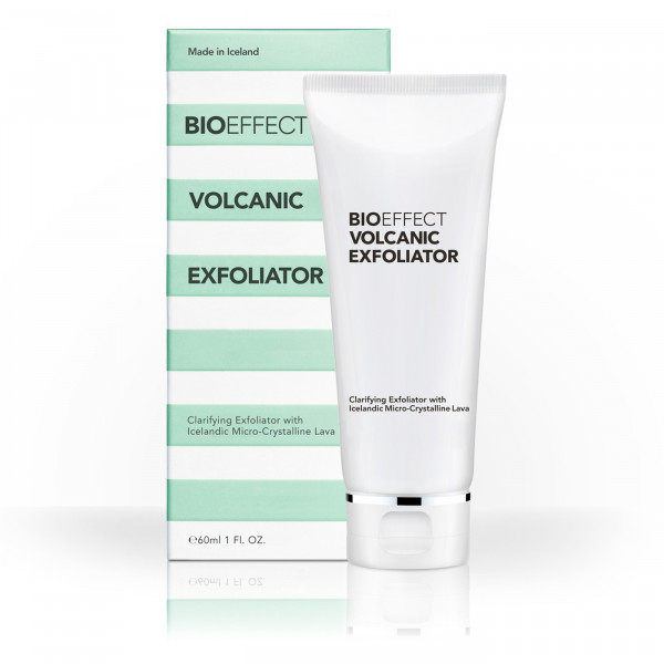 volcanic exfoliator bioeffect
