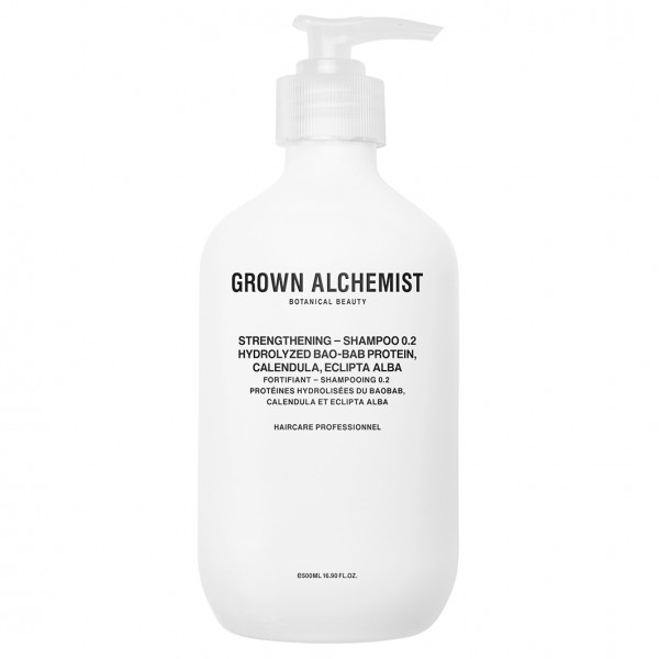 Strengthening Shampoo 0.2 500 ml