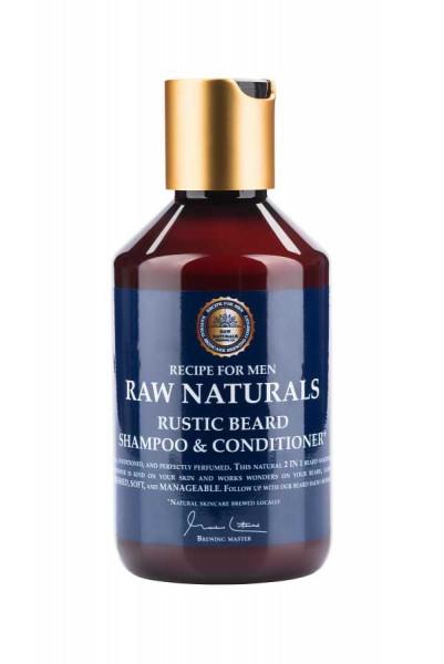 Rustic Beard Shampoo & Conditioner