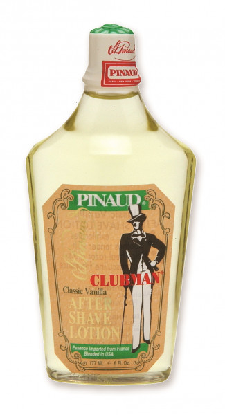 Clubman Pinaud Classic Vanilla After Shave Lotion