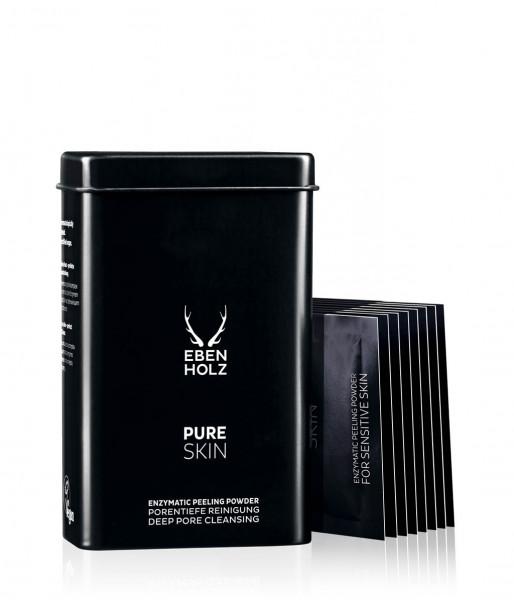 Ebenholz Pure Skin Enzympeeling-Pulver