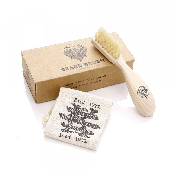 Mens Beech Beard Brush