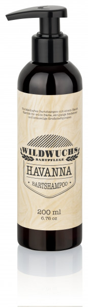 Bartshampoo Havanna