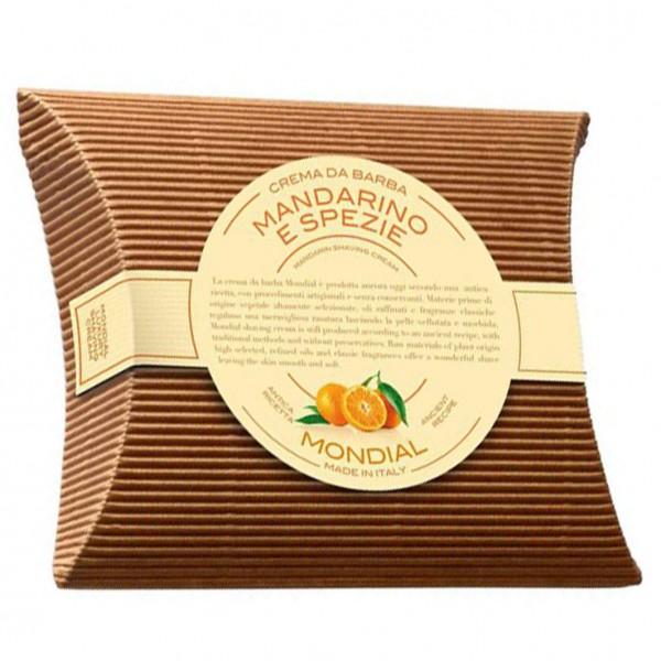 Crema Da Barba Mandarino e Spezie Refill