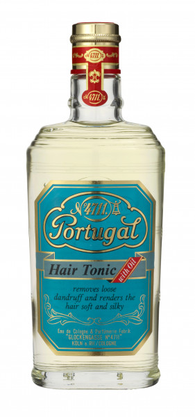 4711 Portugal Hairtonic with oil