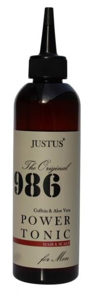 Justus The Original 1986 Power Tonic