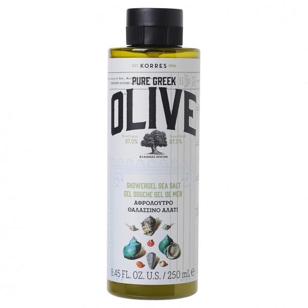 Olive & Sea Salt Showergel