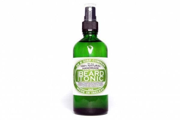 Beard Tonic Woodland Spice Barber Size