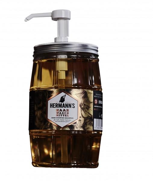 Hermann's Haarwaschmittel Bier & Hopfen