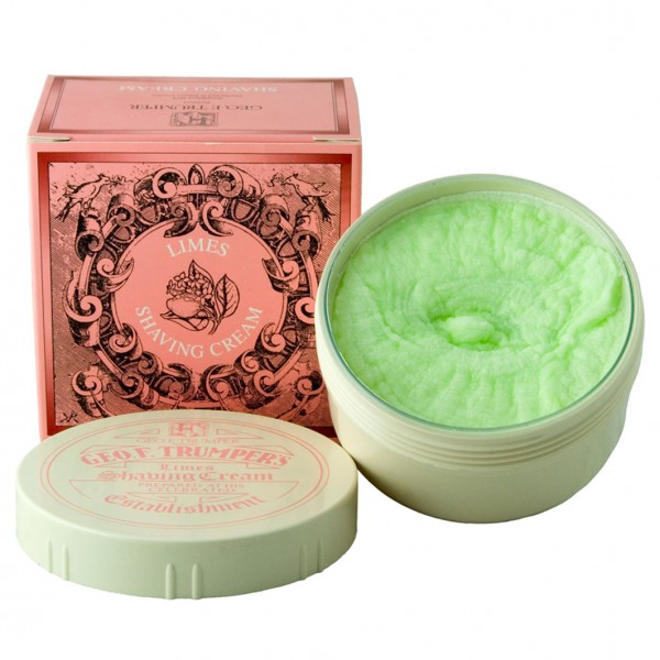 Limes Soft Shaving Cream Bowl