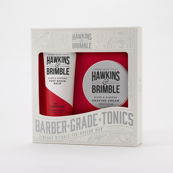 Grooming Gift Set (Shave Cream & AfterShave Balm)