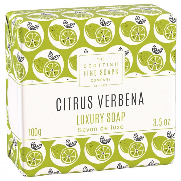 Citrus Verbena - Luxury Soap