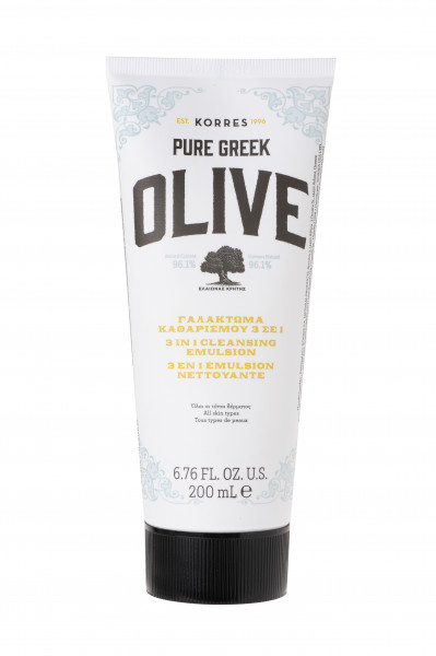 Pure Olive 3in1 Cleansing Emulsion