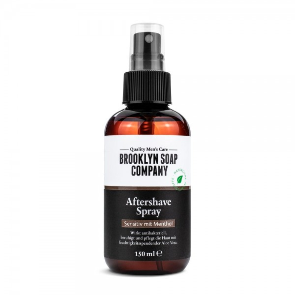 Brooklyn Soap Company After Shave Spray 150 ml