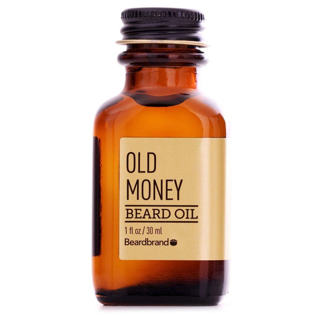 Beardbrand Beard Oil Old Money Bartl Bart Der Gepflegte Mann Pomade Oilbased Medium Hold 55gr Non Label