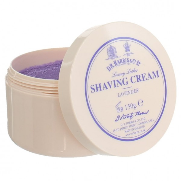 Lavender Shaving Cream Bowl