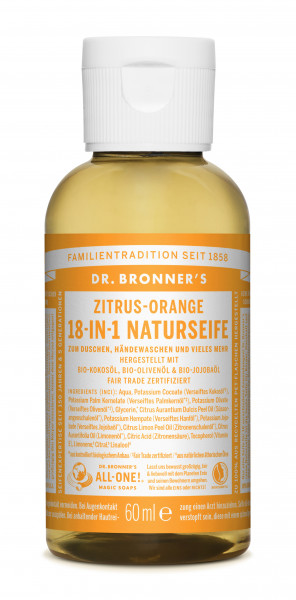 Liquid Soap Citrus Orange