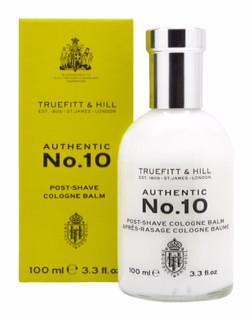 Authentic No. 10 Post-Shave Cologne Balm von Truefitt & Hill