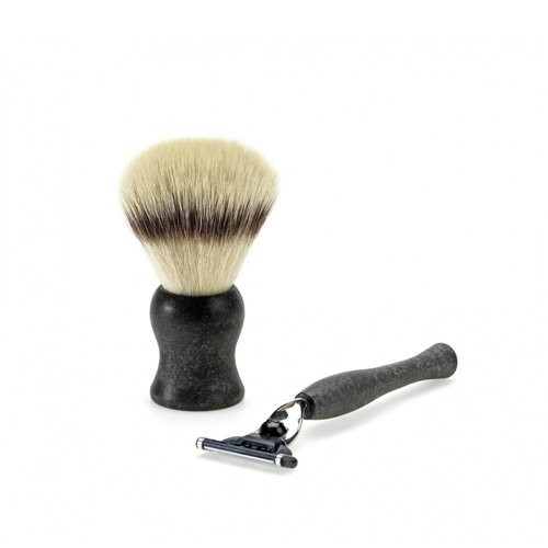 Acca Kappa Natural Style Shaving Set