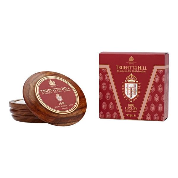 Truefitt & Hill 1805 Shaving Soap in wooden Bowl