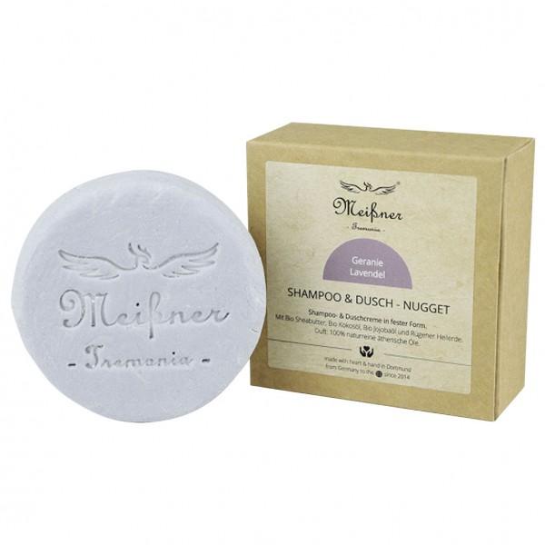 Shampoo- & Duschnugget Lavender Deluxe