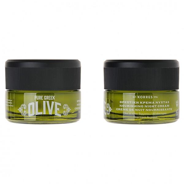 Pure Olive Nourishing Night Cream