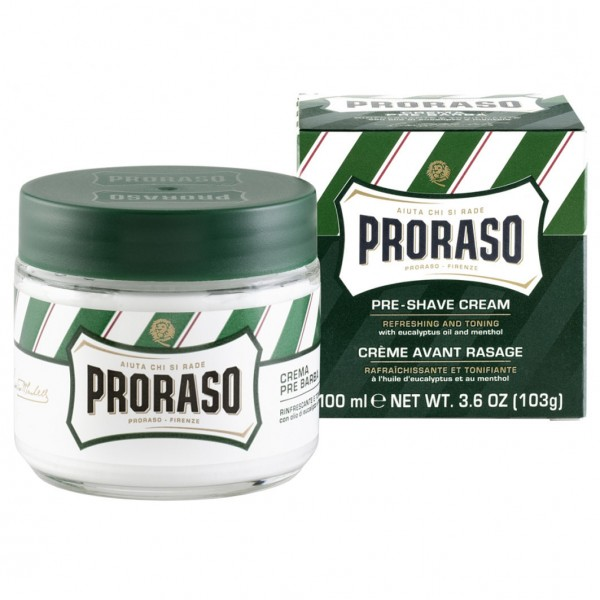 Preshave Cream Refresh Mini