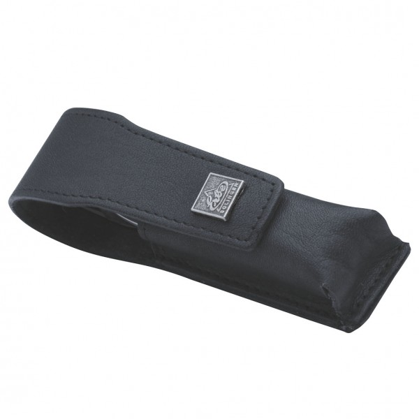 Maniküre Set Taschen-Etui, schwarz, 2-tlg.