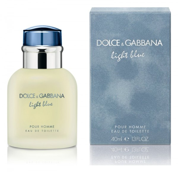 Light Blue Pour Homme Edt Spray 40ml