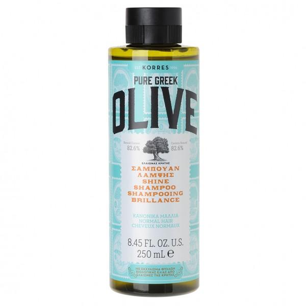 Pure Olive Shine Shampoo