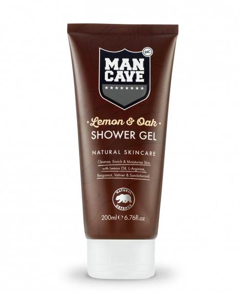 ManCave  Lemon & Oak  Shower Gel