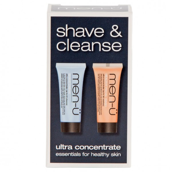 Shave & Cleanse Duo Travel Set