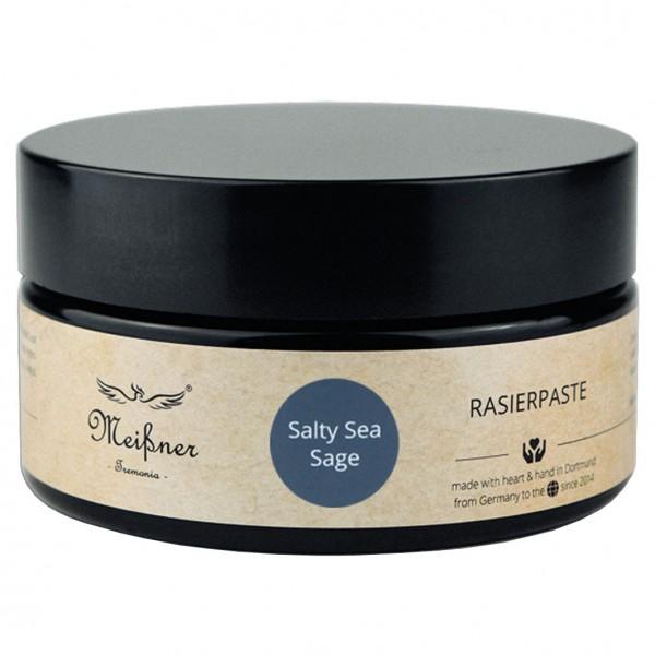 Rasierpaste 200ml, Violettglastiegel Salty Sea Sage