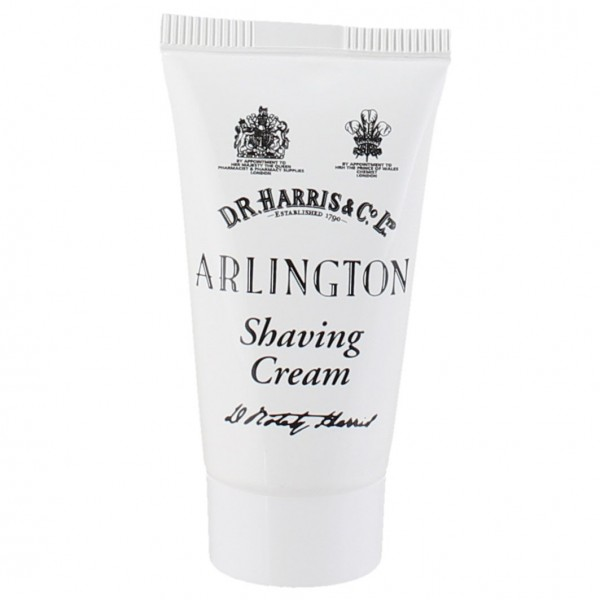 Arlington Trial Size Shaving Cream Tube