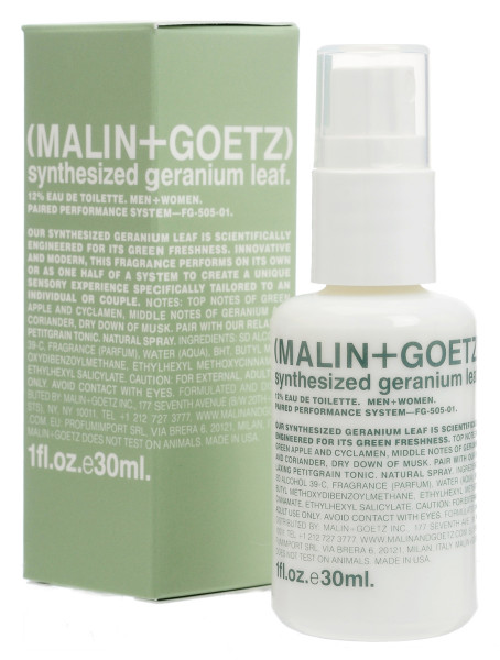 MALIN+GOETZ Synthesized Geranium Leaf  Men+WomanEau de Toilette