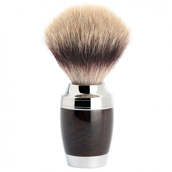 Stylo Silvertip Fibre® Rasierpinsel Grenadill